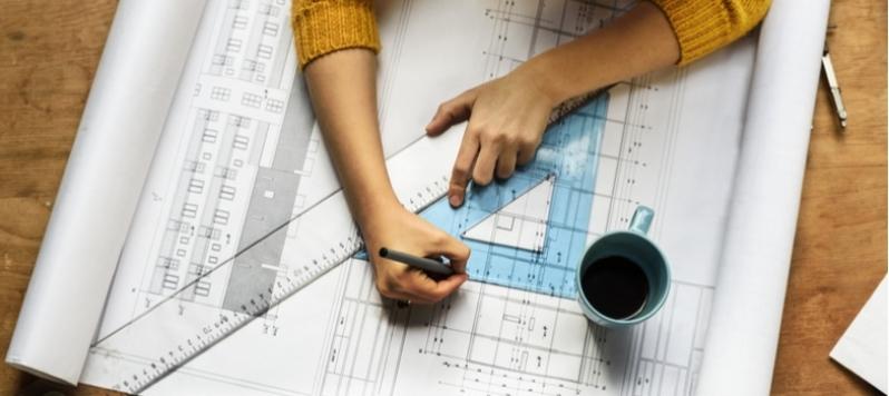 Onde Encontro Plotagem Projeto Arquitetura Saúde - Plotagem Plantas Engenharia