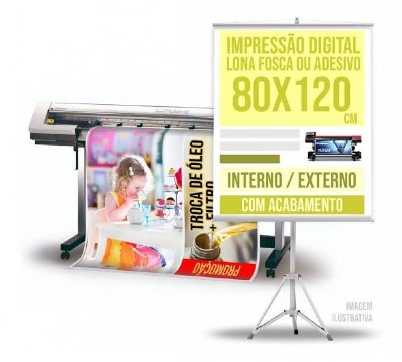 Orçamento de Banner para Empresa Interlagos - Banner Acadêmico