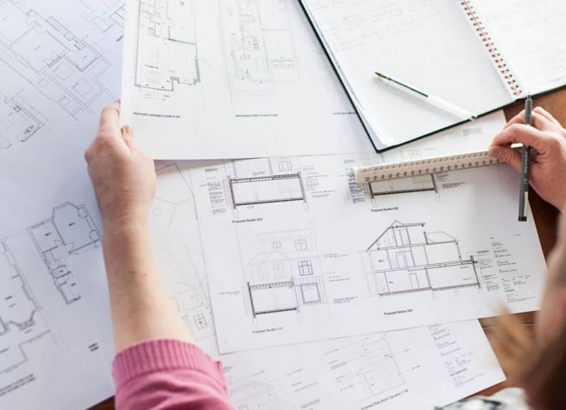 Plotagem de Planta Baixa Preço Brooklin - Plotagem para Arquitetura